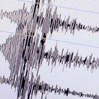 Bolu  4.1 büyüklüğünde bir deprem meydana geldi