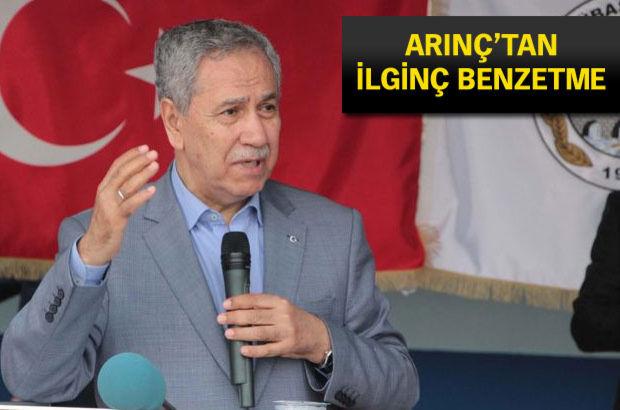 Başbakan Yardımcısı ve Hükümet Sözcüsü Bülent Arınç, AK Parti, Galatasaray