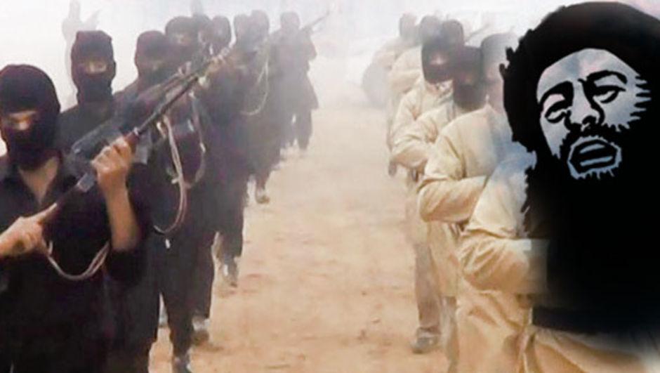 IŞİD, Ebubekir el-Bağdadi, Ebu Ala el-Afri
