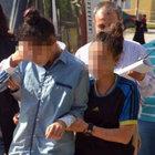 Adana'da yurttan kaçırdıkları 2 kız çocuğunu uyuşturucuya alıştıran zanlı tutuklandı