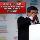 Başbakan Davutoğlu'nun sesini düzelten iksir: Ballı ıhlamur