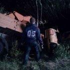 Askeri alana kamyonla giren kişi hayatını kaybetti