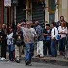 Baltimore halkı ilgisizlikten şikayetçi