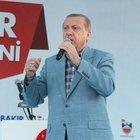 Cumhurbaşkanı Erdoğan: Parlamenter sistemle tevam etme ihtimali kalmadı