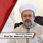 Diyanet İşleri Başkanı Prof. Dr. Mehmet Görmez Habertürk TV'de!
