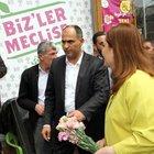 AK Partili adaylardan HDP'ye ziyaret