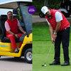 Golf tutkunları buluştu