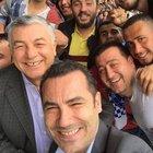 Ferhat Göçer başkan Sarıyer şampiyon