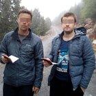 2 Rus turistin çantasından çıkanlar şoke etti