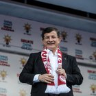 Başbakan Davutoğlu Ardahan'da konuştu