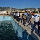 Adana'da kapalı tesisin havuzuna düşen çocuk boğuldu