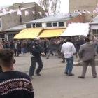 Bağımsız aday Cemal Kaya'ya taşlı saldırı