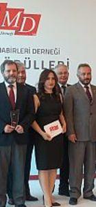 Habertürk'e 'bilişim haber sayısı' ödülü