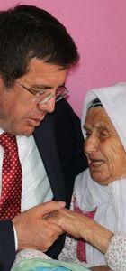 Süt annesi Ekonomi Bakanı Nihat Zeybekci'yi anlattı