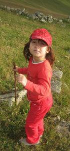 7 yaşındaki Melisa servis kurbanı oldu