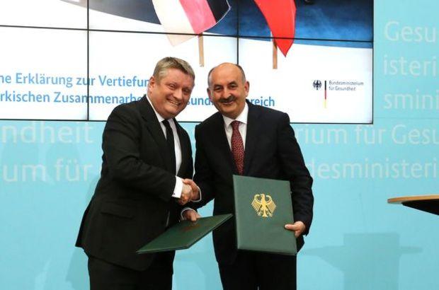 Türk - Alman Sağlık Sempozyumu düzenlendi