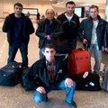 Tataristan'da cezavinde tutulan 7 Türk işçi yur...
