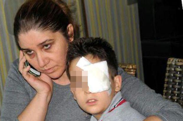 Kitapla vurup öğrencisini yaralayan öğretmene dava
