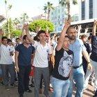 Alanya'da HDP - MHP gerginliği
