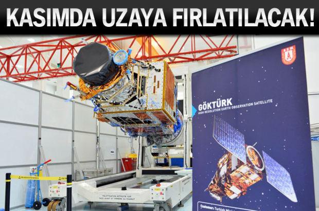 TSK'yı Göktürk-1 heyecanı sardı!