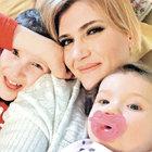 'Çocuklarımla yeni bir hayat'