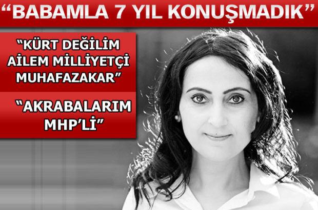 HDP Eş Genel Başkanı Figen Yüksekdağ hayatının bilinmeyenlerini Kübra Par'a anlattı: Kürt değilim, ailem milliyetçi muhafazakâr