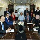 Cumhurbaşkanı Erdoğan, Belçika dönüşü uçakta konuştu