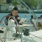 Ferhat Göçer tekne dersi alıyor