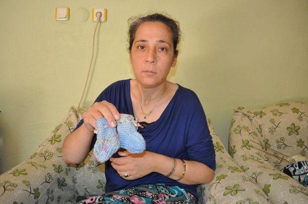 44 yaşındaki Nurcan Deviren'in tek isteği çocuk sahibi olmak
