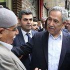 Bülent Arınç Diyarbakır'da