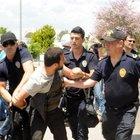 Akdeniz Üniversitesi'nde 10 öğrenci gözaltına alındı
