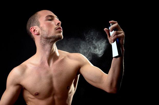 Parfüm ve deodorantlar sperm sayısını azaltıyor