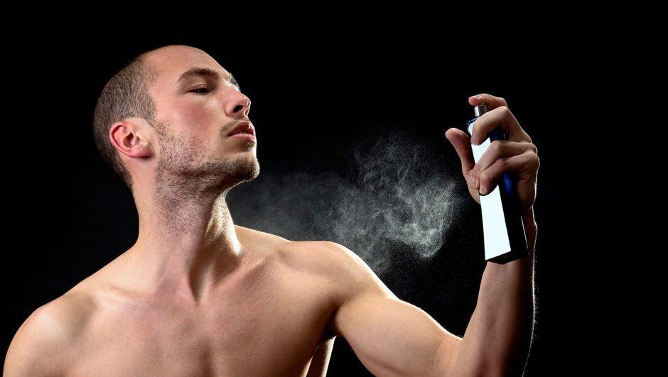 Deodorant ve parfüm kısırlığa yol açıyor