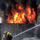 Filipinler'de fabrika yangını: 45 ölü, 26 kayıp
