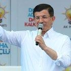 Başbakan Ahmet Davutoğlu, Aydın'da konuştu