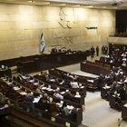 İsrail'de yeni hükümet güvenoyu aldı