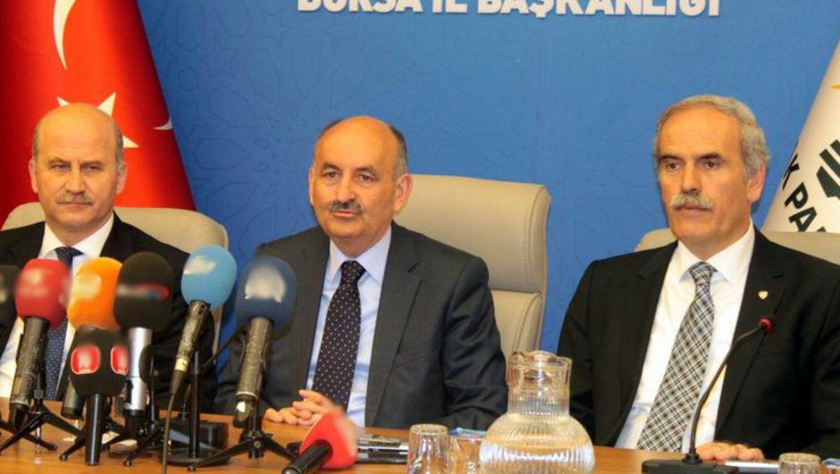 Sağlık Bakanı Mehmet Müezzinoğlu kuş gribi