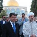 Turkey's head of religious affairs visits al-Aq...