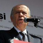 Devlet Bahçeli MHP'nin Isparta mitinginde konuştu
