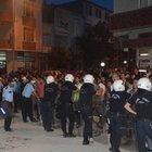 Tekirdağ'da, HDP'nin seçim bürosuna saldırı düzenlendi