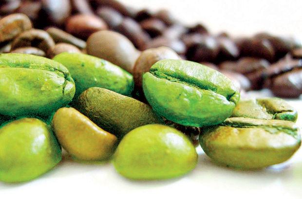 Zayıflamak için yeşil kahve çekirdeği