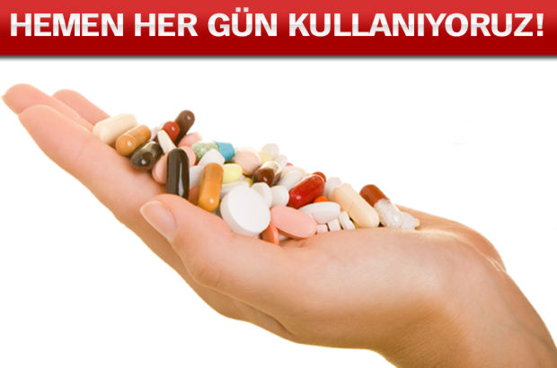 Ağrı kesici ilaçlar ölümcül hastalıkları maskeliyor!