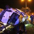 Samsun'da trafik kazası: 24 yaralı