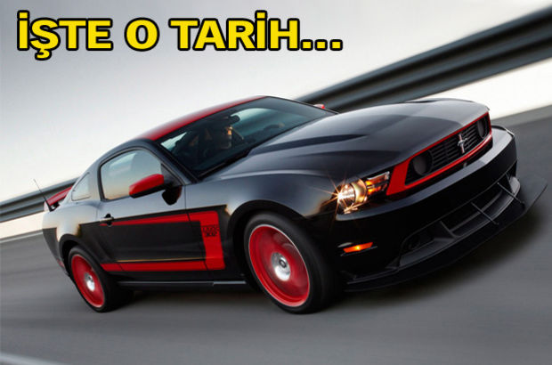 Mustang Türkiye Fiyat