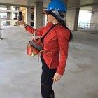 Hande Yener inşaattan canlı yayın yaptı!