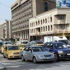 Irak'ta kalitesiz benzin nedeniyle arabalar bozuldu