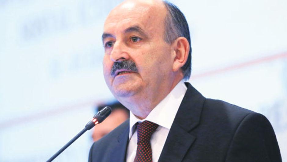 Sağlık Bakanı Mehmet Müezzinoğlu grev
