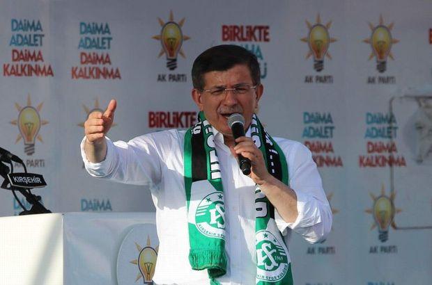 Davutoğlu'ndan Kılıçdaroğlu'na: İki üç saatte nereden buldun suçluyu?