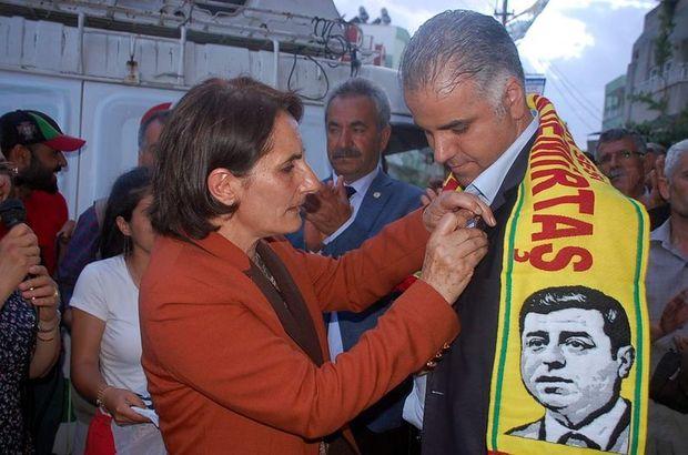 CHP'li eski il başkanı, beraberindeki 200 kişiyle HDP'ye geçti