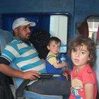Terör örgütü IŞİD'den kaçan 64 Iraklı Türkiye'yr sığındı